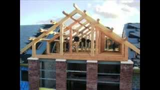 Timber Truss Designs 1