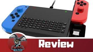 Switch Wireless Keyboard Review (DOBE)