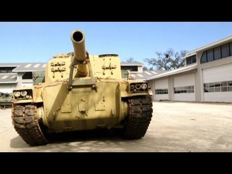 Valley Secret: World's Largest Private Tank Fleet