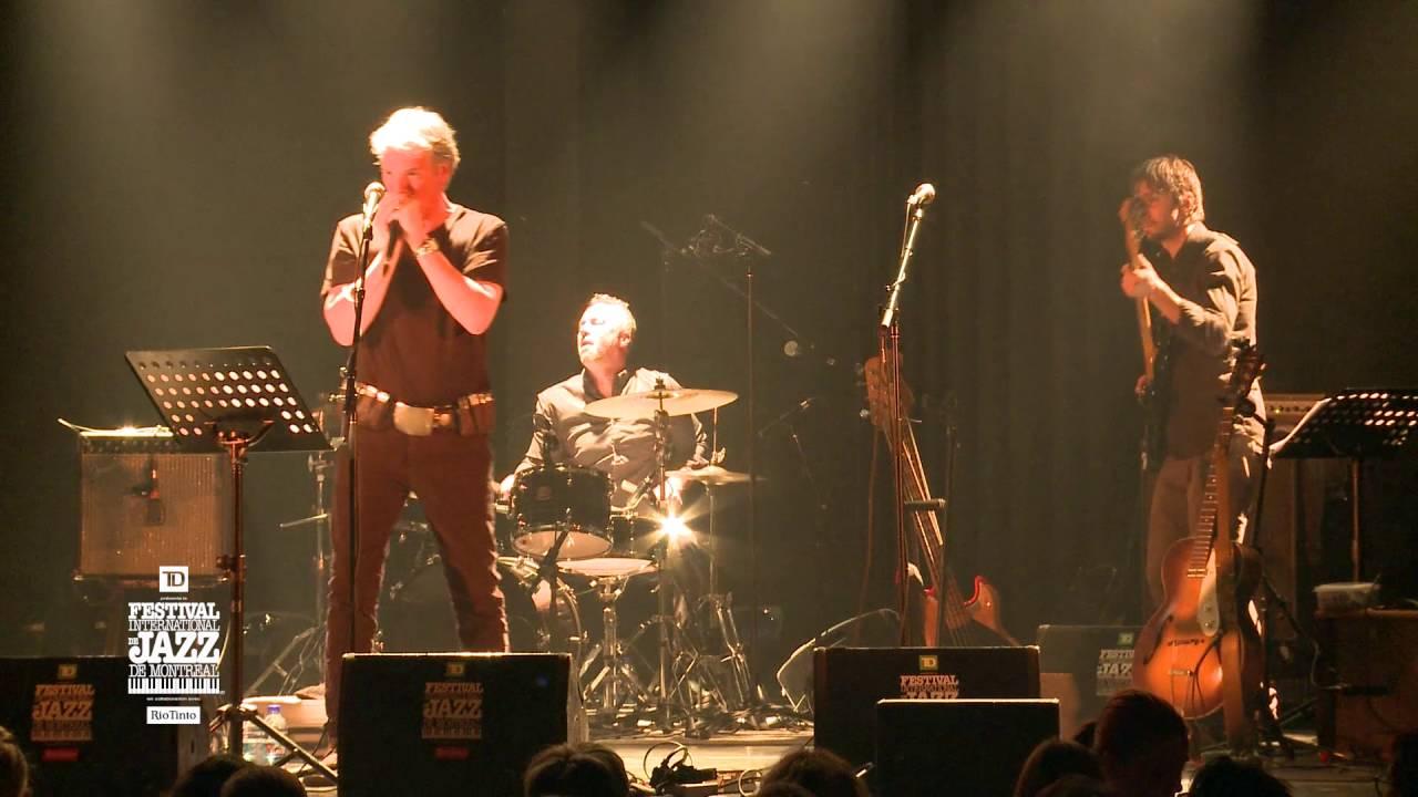 GuyBélanger - Festival International de Jazz de Montréal 2016