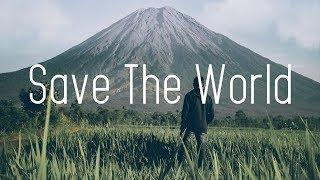 ToonSquad - Save The World (Lyrics) ft. Blest Jones