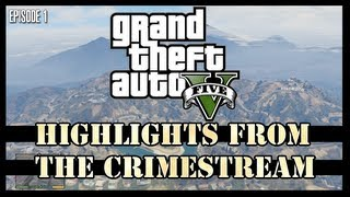 Grand Theft Auto V | GTA V Free Roam Highlights ( No story spoilers ) Part 1