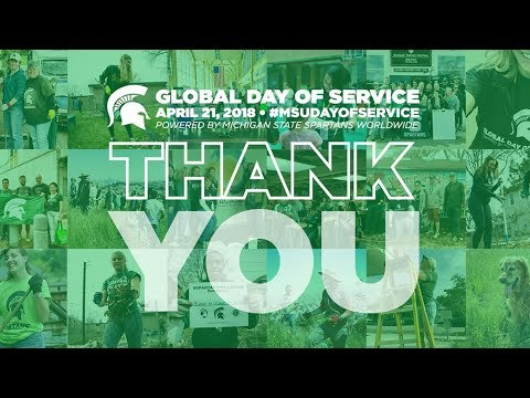 Global Day of Service 2018