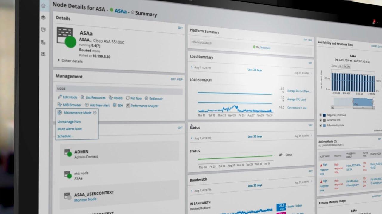 Network Insight for Cisco ASA