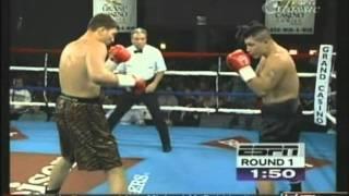 Vassiliy Jirov vs. Jason Nicholson (Jirov's 12th professional fight)
