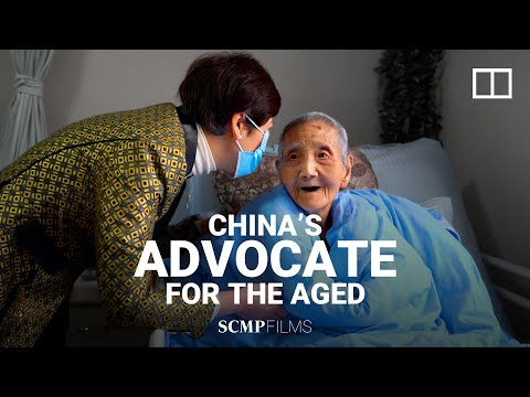 Chinese woman couldn't find suitable nursing home for elderly parents, so she opened one
