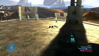 Halo 3 Multiplayer Gameplay