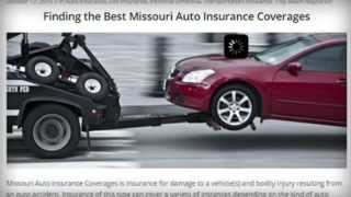 Missouri Auto Insurance Coverages by AIC