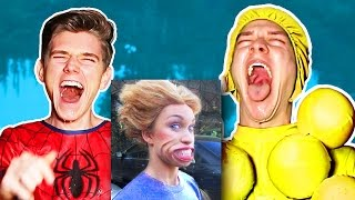 Download TRY NOT TO LAUGH CHALLENGE Mp3 and Videos