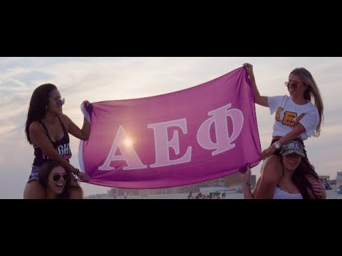 AEPhi Adelphi Recruitment 2018