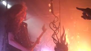 Destruction - Total Desaster, live @ Baroeg 13-10-2014