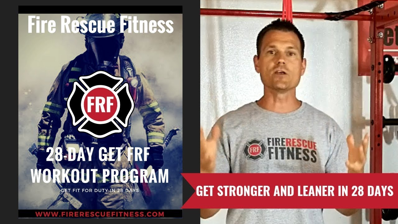 Watch 28-Day Get Fit Workout Program video