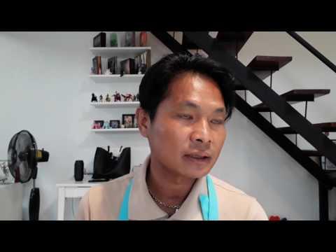 Thai Chef Thapanat Phirathanangkul