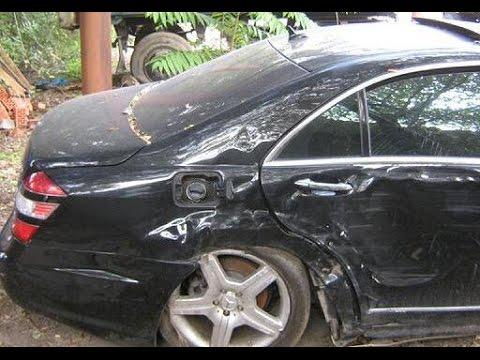 Смертельный полет водителя Mercedes на Новорижском шосс