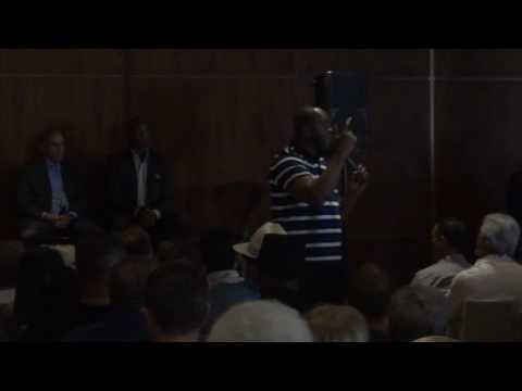 Magic Johnson Speaking At Byron Scott Book Event – iFolloSports.com