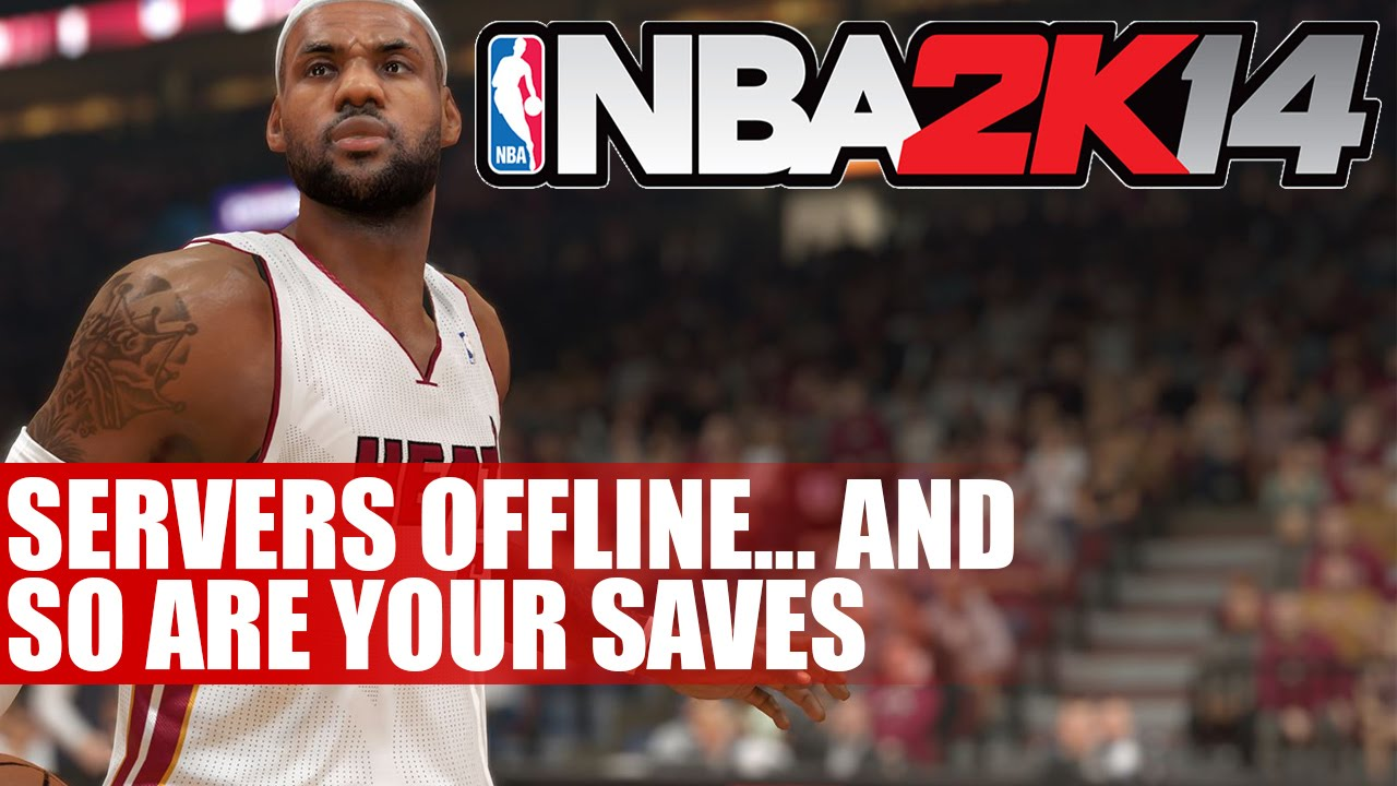 NBA 2K14 Server Shutdown Ends MyCareer And MyGM Save Files