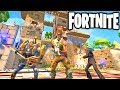 FORTNITE - NEW ZOMBIE SURVIVAL GAME! 🔴 Fortnite Early Access LIVESTREAM 🔴 (Fortnite Gameplay)
