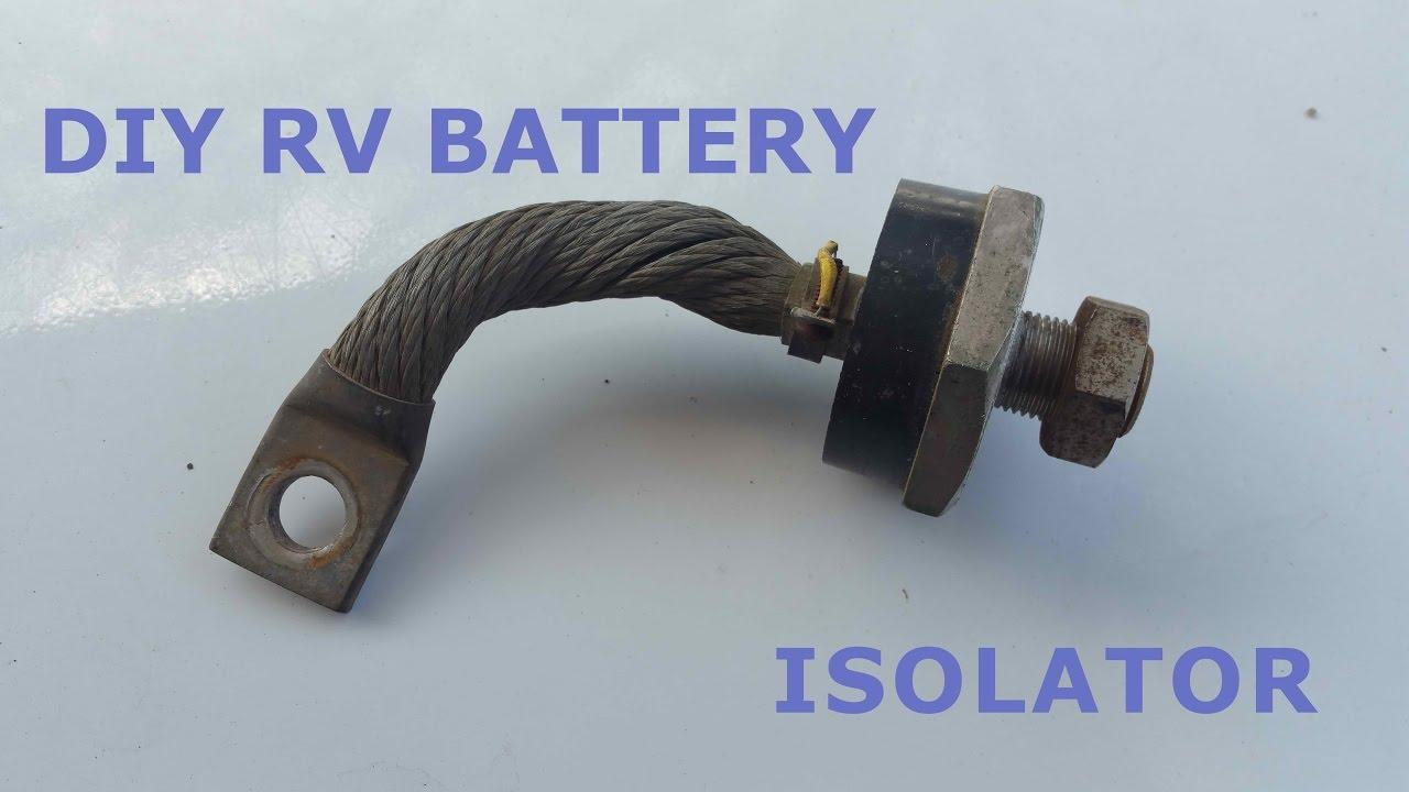 Diy Rv Battery Isolator