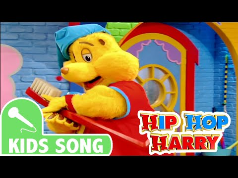 Toothbrush Song | Kids Song | From Hip Hop Harry