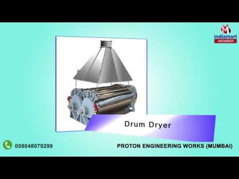 Chemical & Pharma Plant Equipment By Proton Engineering Works, Mumbai