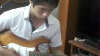 Gửi làn gió- hòa  tấu guitar