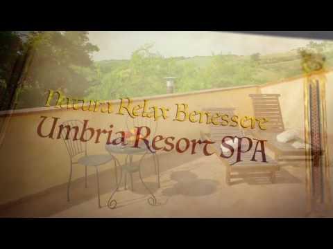 VACANZE ITALIA UMBRIA RESORT SPA Video Promozionale