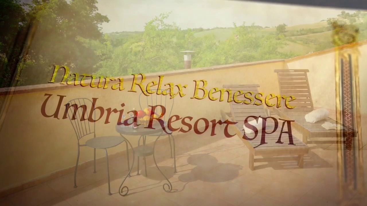 vacanze italia umbria resort spa video promozionale youtube. Black Bedroom Furniture Sets. Home Design Ideas