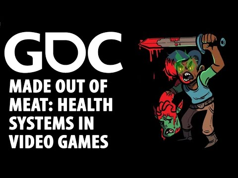Made Out Of Meat: Health Systems In Video Games