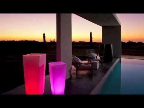 luminaire sans fil incassable smart and green chez et pourquoi pas by john youtube. Black Bedroom Furniture Sets. Home Design Ideas