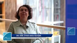 Dr. Öğr. Üyesi Arzu ÖZTÜRK Türkçe Öğretmenliği Lisans Programını Anlatıyor - Bölüm 2