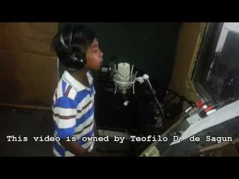 Chris, MALE LYCA, Balut Vendor,  First Time in Recording Studio