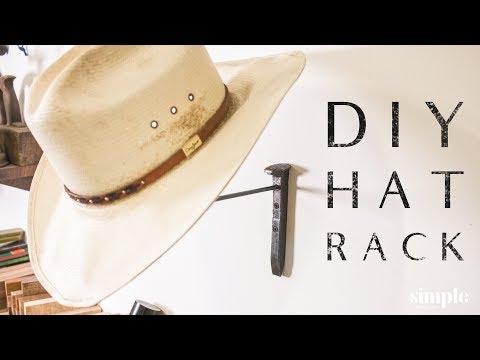 Making a Hat Rack