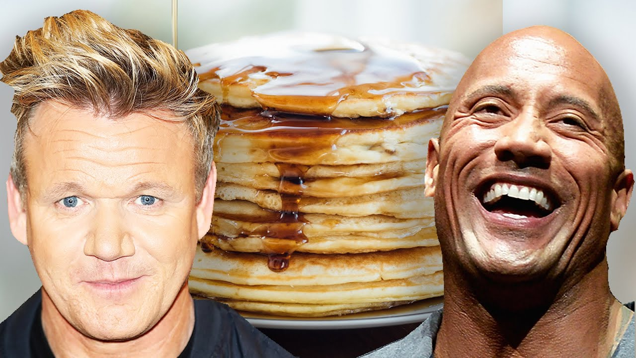 which-celebrity-has-the-best-pancake-recipe