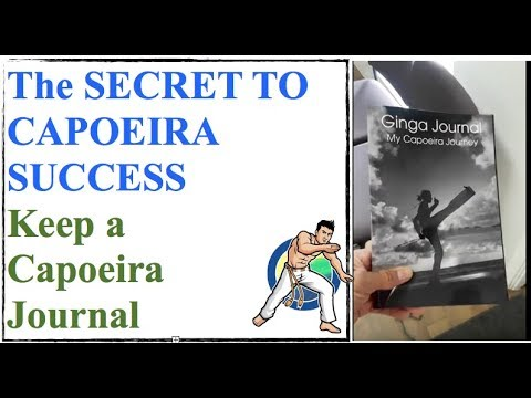 Ginga Journal: The only Capoeira journal. (Female version)