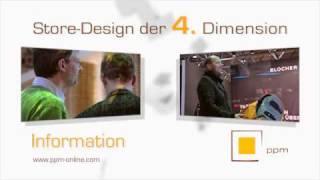 ppm-online.com - die 4. Dimension des Ladenbaus
