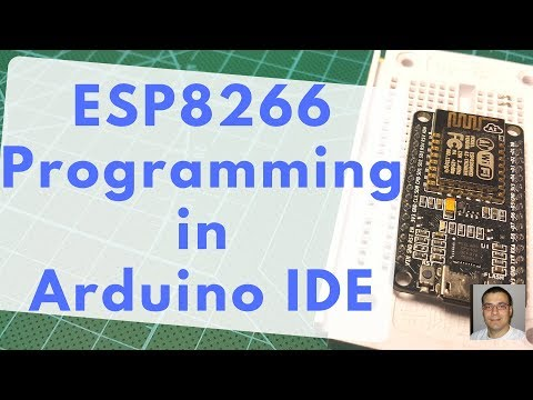 How to setup Arduino and ESP8266?