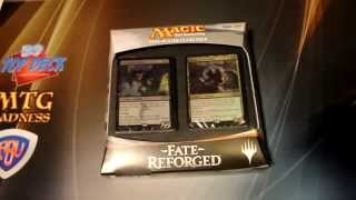 MTG - Fate Reforged Clash Pack: Power & Profit