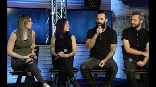 SKILLET reveals the true meaning behind their new album, Victorious