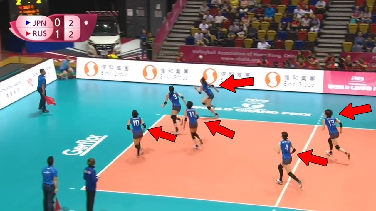 This is Why We Love Volleyball Team Japan | Craziest Saves | Best Actions (HD)