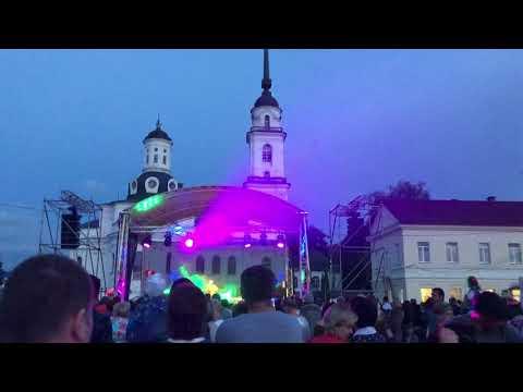 г Почеп день города концерт на площади