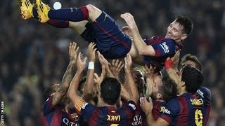 Lionel Messi - La Liga's All Time Top Scorer | 253 Goals - 289 Matches | HD