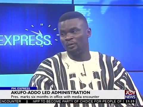 Akufo-Addo Led Administration - PM Express on JoyNews (17-7-17)