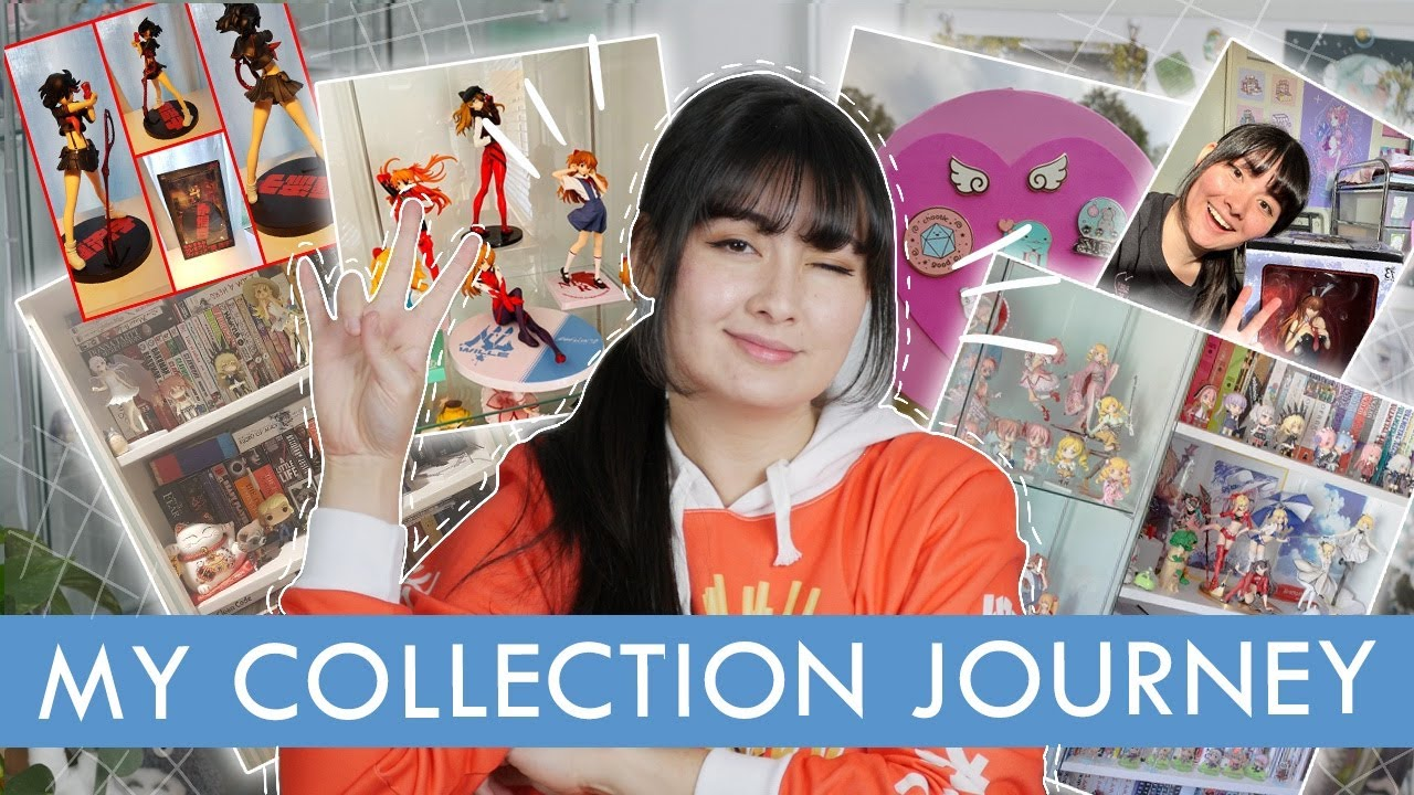 Reacting to my Old Collection! | Anime Figure and Manga Collection Journey