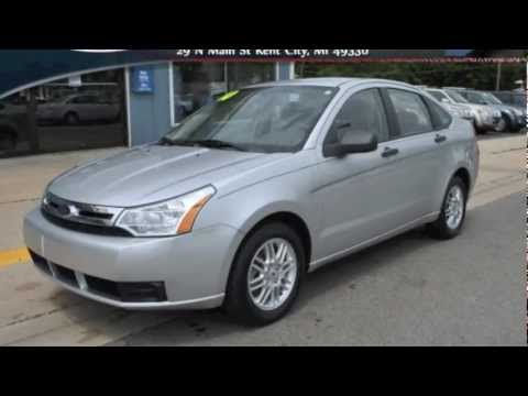 2010 ford focus se ingot silver metallic youtube. Black Bedroom Furniture Sets. Home Design Ideas