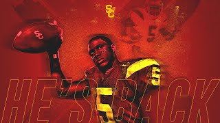 USC Football - Welcome Home, Reggie Bush
