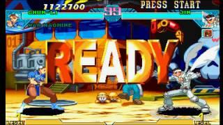 Marvel vs. Capcom: Clash of Super Heroes (PSX) - Chun-Li Longplay