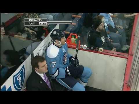NHL Florida Panthers vs Pittsburgh Penguins, December 12, 2009