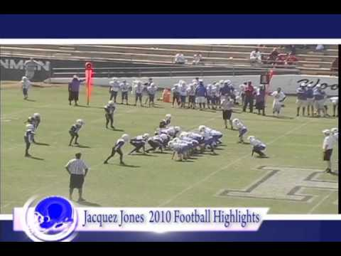 Jacquez Jones_The Future (Florida Gators) Tail Back Pt. 1