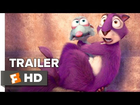 The Nut Job 2 Nutty By Nature Movie Hd Trailer