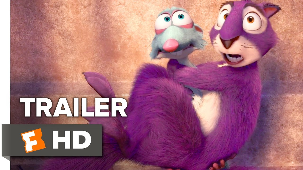 Download The Nut Job 2: Nutty by Nature Trailer #2 (2017) | Movieclips Trailers